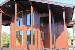 Колор студия WOOD: Покраска деревянных поверхностей от50 руб/кв.м.
