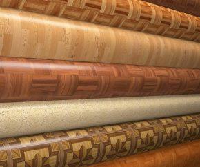 Линолеум— популярное напольное покрытие.