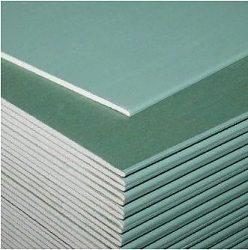 Комплектстрой: Влагостойкий гипсокартон-289 руб/лист