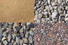 Вмагазинах торгово-складского комплекса Чувашгосснаб можно купить самые востребованные нерудные сыпучие материалы: песок, гравий, щебень, керамзит.