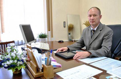 Исполнительный директор ООО «Чувашгосснаб» Виталий Кондратьевич ИВАНОВ.