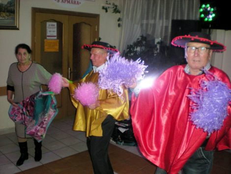 день пожилых, ветераны Чувашгосснаба